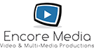 Encore Media Video Production Logo